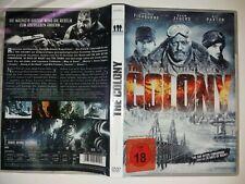 DVD   UNGESCHNITTEN  ACTION   HORROR   SCIENCE-FICTION  COLONY    UNCUT