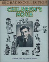 Children's Hour David Davis 2 Cassette Audio Book BBC Radio Nursery Sing Song