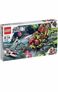 LEGO GALAXY SQUAD / 70708 / HIVE CRAWLER / RARE✔ BNIB✔ NEW SEALED✔ FAST POST✔