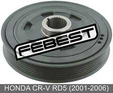 Crankshaft Pulley For Honda Cr-V Rd5 (2001-2006)