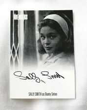 Unstoppable Avengers Complete Collection SALLY SMITH Autograph Card AVBS1