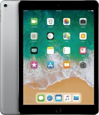 "Apple iPad Pro 9.7"" A1673 256GB Wi-Fi Space Gray W/ Adapter and Cable"