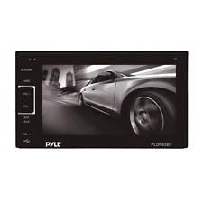 "Pyle PLDN65BT 2-DIN 6.5"" Touchscreen DVD Receiver Bluetooth +FREE CELL ANTENNA"