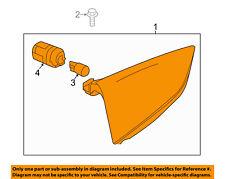 NISSAN OEM Leaf Side Marker Light Lamp-Marker Lamp Assembly Right 261803NF0A