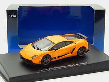 1/43 Lamborghini Gallardo LP570-4 Superleggera Arancione Autoart Model 54641