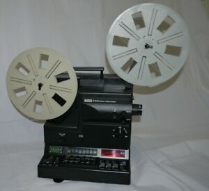EUMIG S940 Stereo multiprocessorSuper 8 sound projector MIB see video FREE POST