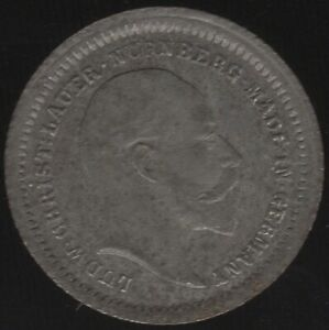 Germany Lauer Nurmberg Model Half Shilling   Pennies2Pounds