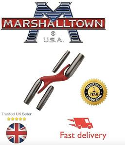 "Marshalltown 4 In 1 Interchangeable Brick Barrel Jointer 1/2"" 5/8"" 3/4"" 7/8"""