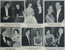 Westminster Hospital Saint Nicholas Charity Ball 1938 Photo Article 7515