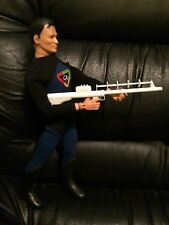 Lost in Space Laser Rifles and Pistol 4 Set Collection for 1:6 Action Figure