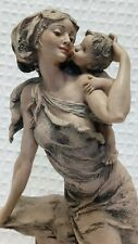 GIUSEPPE ARMANI SOFT KISS MOTHER & BABY TERRA-COTTA LE 767/  2500 COA BOX #1000T