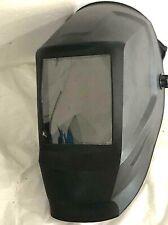 Chicago Electric Black Design Auto Darkening Welding Helmet