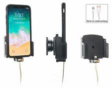 Brodit Halter - Apple iPhone XS / XR / X mit Hülle - Kabelbefestigung - 714013