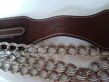 Vintage Osprey Leather Belt