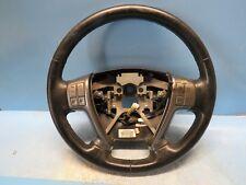 07 - 12 HYUNDAI VERACRUZ DRIVER STEERING WHEEL W/ CRUISE & RADIO CONTROL OEM