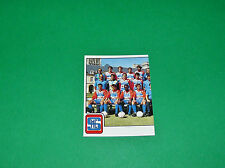 PANINI FOOTBALL FOOT 90 N°62 TEAM PART 1 SMC STADE MALHERBE CAEN 1989-1990