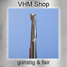 1 Stück NEU 1Schneiden VHM Fräser,HM Schaftfräser,Dremel, Durchmesser 2,4mm