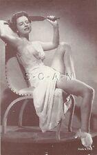 Pin Up- Semi Nude- Vendor Arcade / Exhibit Placards- Bathrobe- Mirror- 1930s-50s