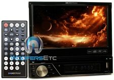 "SOUNDSTREAM VIR-7830 7"" TV DVD CD USB MP3 EQUALIZER SD AUX CAR STEREO RADIO NEW"