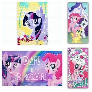 My Little Pony Towel - Choice of Designs