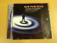 CD / GENESIS - ...CALLING ALL STATIONS...