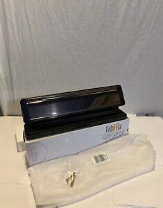 Fab & Fix Nu Mail Edge Hardex Chrome(bronze) Telescopic Letterbox (3A056)