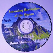 Amaasing Recitation !!! Audio Book BY Shakh Omar Hisham Al Arabi ON CD/DVD**