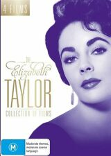 The Elizabeth Taylor Collection of Films - Giant + Father of the Bride + Cat on