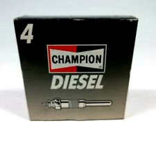 Box of 4 Diesel Glow Plugs Champion 177