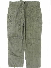 Desert Storm US Army Desert Night Camouflage Uniform Trouser Pants Size: Med/Lng