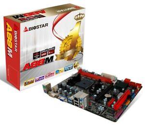 Biostar A88M motherboard - Brand New