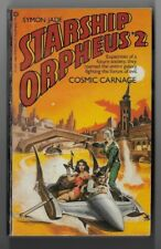 Starship Orpheus 2 by Symon Jade
