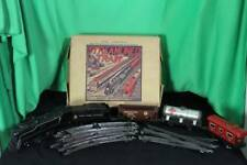 Vintage Marx Mechanical New York Central Streamlined Train Set Railroad Train
