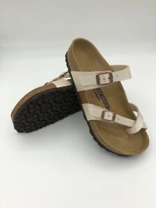Authentic Birkenstock Mayari Birko-Flor Sandals for women summer sandals *NIB*