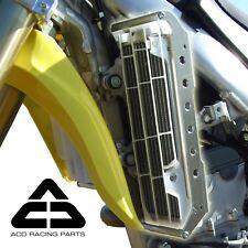 Radiator Guards Suzuki RMZ 250 — RMZ250 Protection Braces — ACD-404005