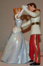 "WDCC Cinderella and Prince Charming Cinderella ""So This Is Love"" figurine. MIB"