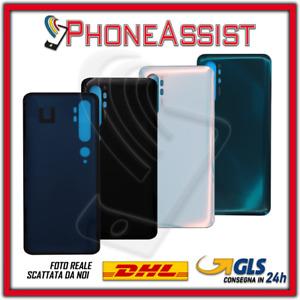 VETRO POSTERIORE SCOCCA Per Xiaomi Mi Note 10 / Note 10 Pro BACK COVER BATTERIA