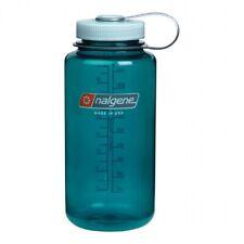 NALGENE Wide Mouth Bottle 1 L Trink Wasser Flasche Outdoor Sport BPA frei Sivor