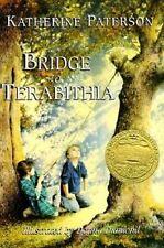 Bridge to Terabithia by Katherine Paterson (Hardback, 2017)