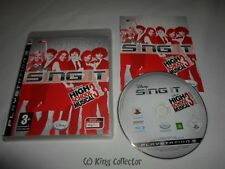 Jeu Playstation 3 - High School Musical 3 : Sing it ! - PS3