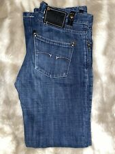 Womens G Star Raw Fitted Jeans Size 29/34
