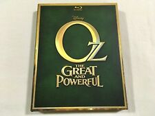 Oz The Great And Powerful (2013) - JB Hi-Fi Exclusive Map Of Oz + Blu-Ray | Rare
