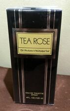 Treehousecollections: Tea Rose  Perfumer's Workshop EDT Perfume For Women 120ml