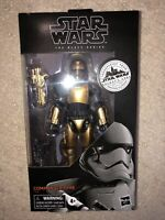 Hasbro Star Wars The Black Series Commander Pyre Exclusive Action Figure