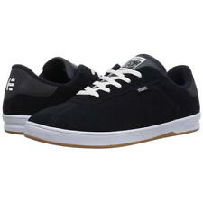 Etnies The Scam Mens Blue Black Suede Leather Skate Shoes Trainers Size UK 7-13