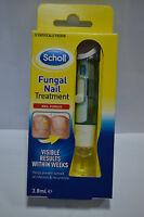Scholl Fungal Nail Treatment Kill Fungus 99% VERY EFFECTIVE FREE SHIPPING 3,8ml