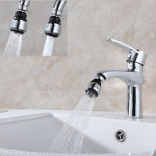 New 360 Rotatable Water Saving Tap Aerator Diffuser Faucet Nozzle Filter Adapter