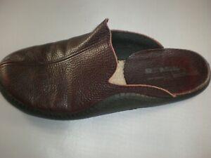 ROMIKA BROWN SLIDERS MULE SLIP ON SHOES SZ:13 PRE-OWNED