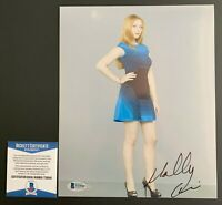 Molly Quinn Autographed 8x10 Photo Signed Supergirl Superman Unbound Beckett COA