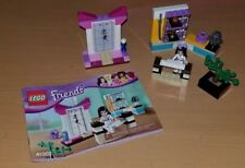 EMMA'S KARATE COURSE Lego Friends 41002 100% Complete with instructions